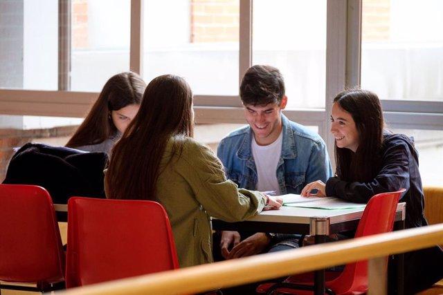 Selectividad, estudiantes, Bachillerato, examen