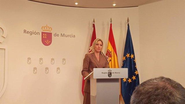 Consejo.- La Comunidad aprueba inicialmente la Actuación de Interés Regional de la ZAL de Cartagena