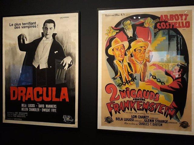 Presentación de la exposición 'La evolución del mito. Vampiros' en Caixaforum Madrid