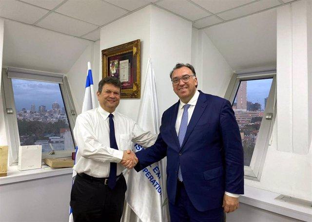 [Grupoalmeria] Np Y Foto 13 02 20: Una Decena De Empresas Tic Andaluzas Participan Con Extenda En Un Tour De Innovación En Israel Para Buscar Negocio E Inversión