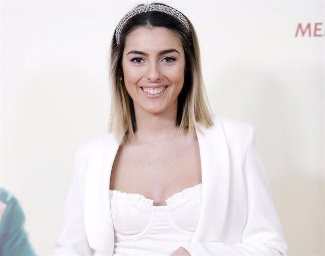 Anna Ferrer Padilla, en una foto de archivo de Europa Press