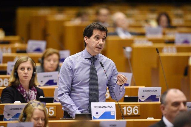 Mikel Irujo, director general de Acción Exterior del Gobierno de Navarra