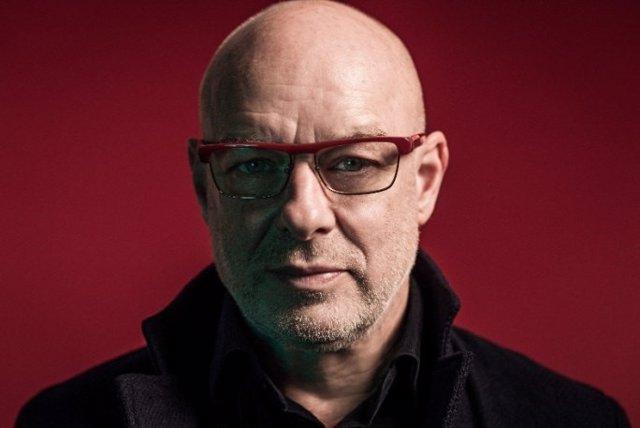 El productor musical Brian Eno.