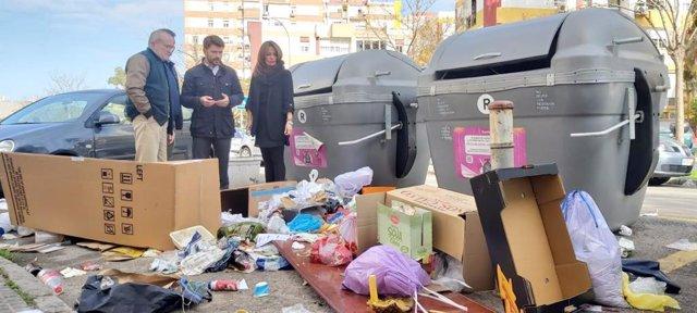 """Beltrán Pérez ve """"fracasada"""" la prueba piloto de LIpasam"""