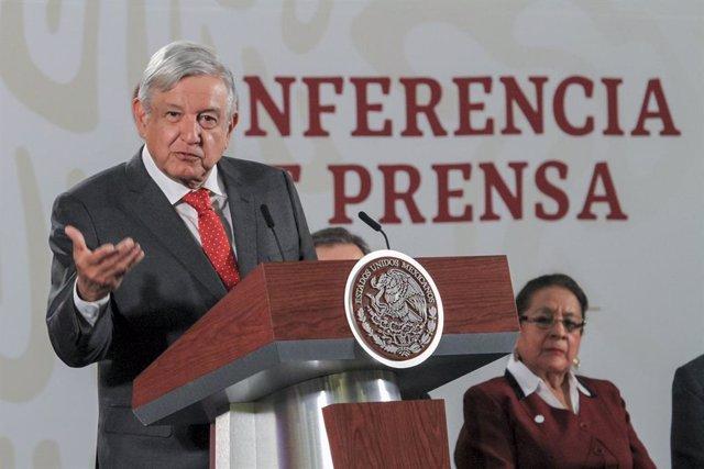 México.- López Obrador espera que el exdirector de Pemex detenido en España sea
