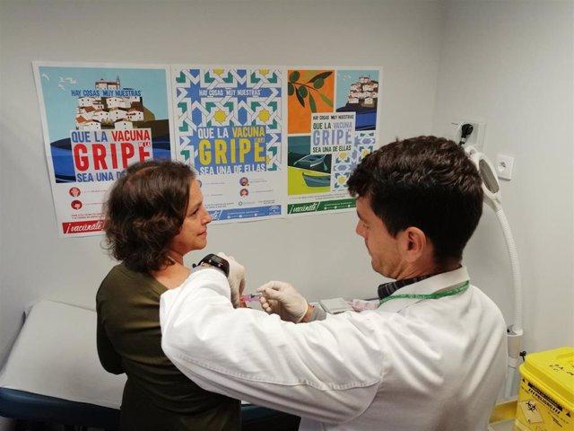 Ndp Vacunación De La Gripe