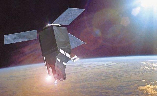 El satélite español civil de observación terrestre Ingenio