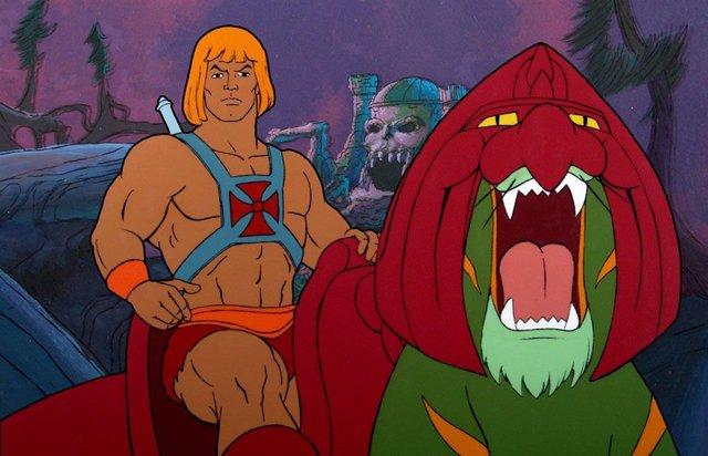 Imagen de la serie de animación He-Man y los Másters del Universo