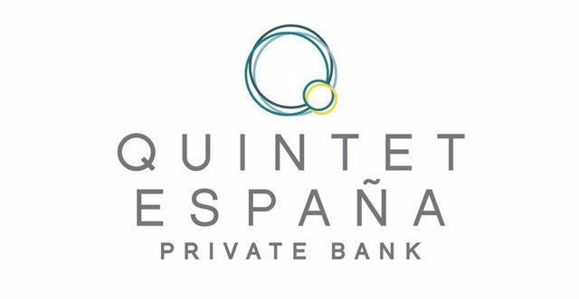 Logo de Quintet España Private Bank