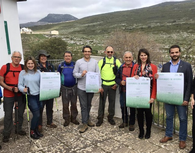 Córdoba.- La Junta ofrece rutas a pie o en bicicleta en las Sierras Subbéticas