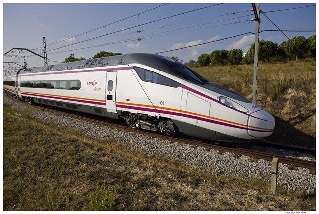 Un tren Avant