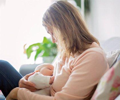 La leche materna mejora el desarrollo cognitivo del bebés
