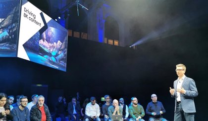 Samsung presenta en Europa su nueva gama de televisores QLED 8K