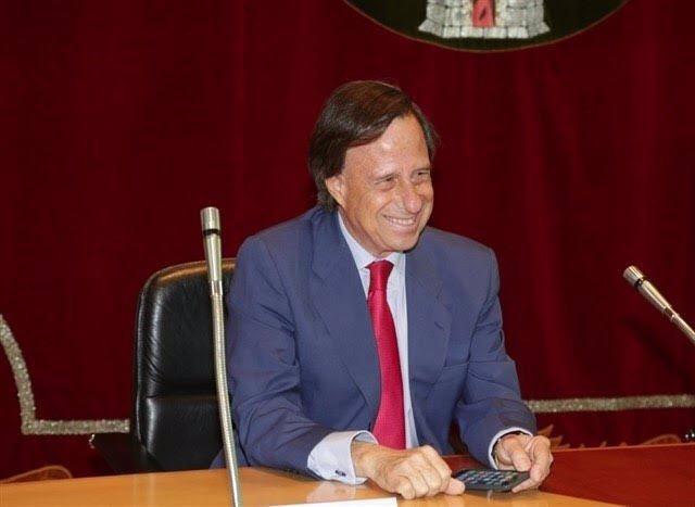 Imagen de recurso del Comisionado para la Atención a las Víctimas de Terrorismo de la Comunidad de Madrid, Ignacio García de Vinuesa.