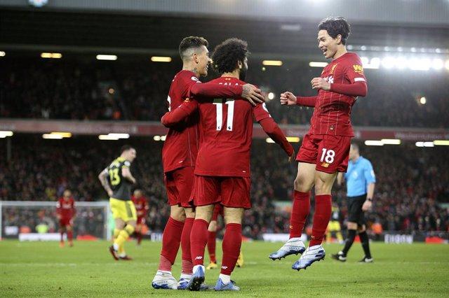 Fútbol/Premier.- (Previa) El Liverpool retoma fresco el asalto a la Premier y el