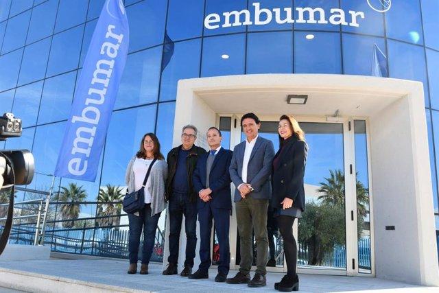 Cádiz.- La Junta reconoce la apuesta de la empresa de embutidos 'Embumar' por la