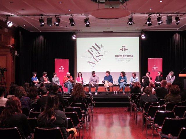 Presentación de la nueva edición  del proyecto X Films, dentro del festival Punto de Vista