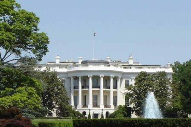 Imagen de archivo de la Casa Blanca.