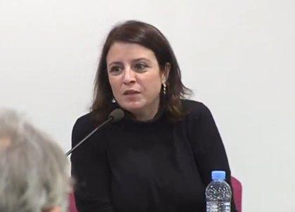 """Lastra (PSOE) a los andaluces: """"No os vamos a abandonar en manos de estos bárbaros que están al frente de la Junta"""""""