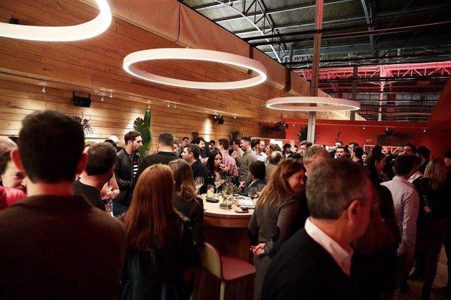 Agro.- El restaurante 'Tierra' abre en el Mercat del Ninot de Barcelona