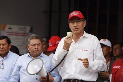 Perú.- El presidente de Perú acepta las dimisiones de tres ministros en mitad de la crisis por el escándalo de Odebrecht