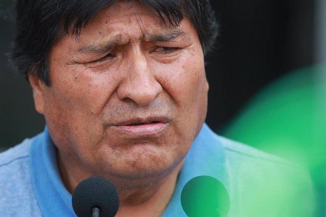 Bolivia.- El Comité Cívico de Santa Cruz acuerda paros si el TSE habilita la can
