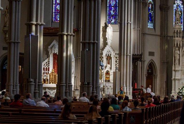 Fotografía recurso Iglesia