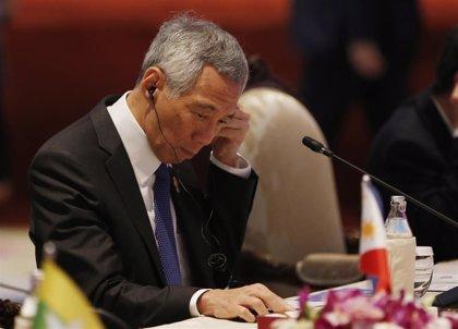 Singapur dice que el brote de coronavirus ya ha causado más impacto en su economía que el SARS