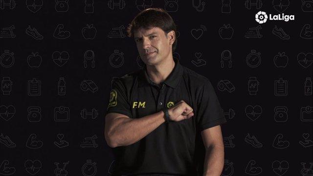 Fútbol.- Fundación Pro CNIC y LaLiga sensibilizarán a los aficionados al fútbol
