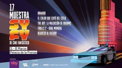 'Onward', lo nuevo de Pixar, abrirá la 17 Muestra SYFY de Cine Fantástico en el Palacio de la Prensa de Madrid