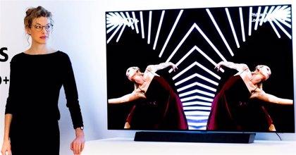 Arte y diseño, lo último para tener un televisor en tu hogar