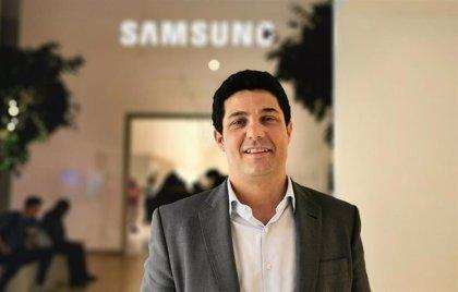 """Nacho Monge (Samsung): """"Este 2020 vamos a ver televisores de 65 pulgadas o más a precio de derribo"""""""