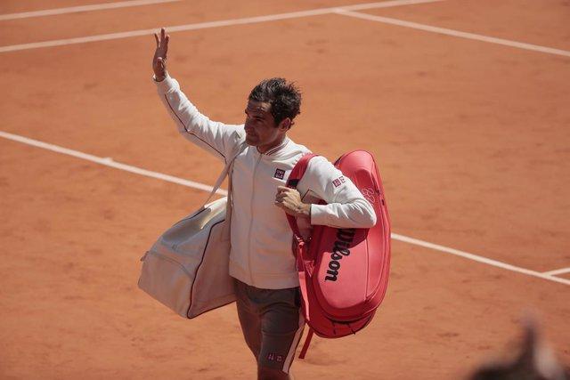 Tenis.- Federer reduce su temporada de tierra batida a Roland Garros