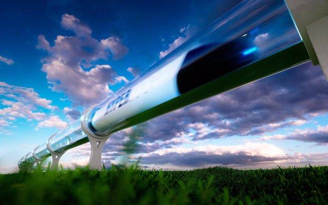 UNE impulsa la elaboración de estándares europeos para los sistemas de transporte hyperloop en Europa