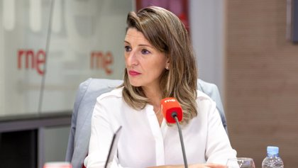 """Díaz ve """"contradictorio"""" que el FMI diga que la reforma laboral generó empleo y pobreza pero no desigualdad"""