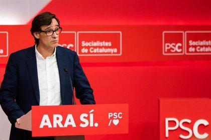 """Illa cree que se puede acordar un cambio en el marco de convivencia en Cataluña y admite una """"relajación"""" de la tensión"""
