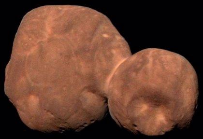 Arrokoth nació suavemente de dos objetos de una sola nube de partículas
