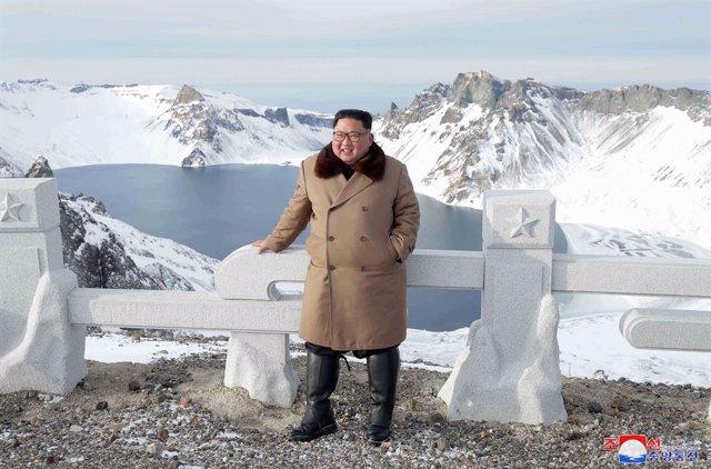 """AMP.- Coronavirus.- EEUU se ofrece a ayudar a Corea del Norte para paliar su """"vu"""