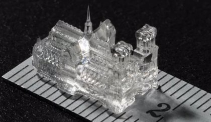 Impresión 3D precisa de objetos pequeños y blandos en 30 segundos