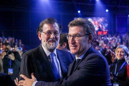 Rajoy arropará al PPdeG en las elecciones gallegas y cree que Feijóo logrará de nuevo mayoría absoluta