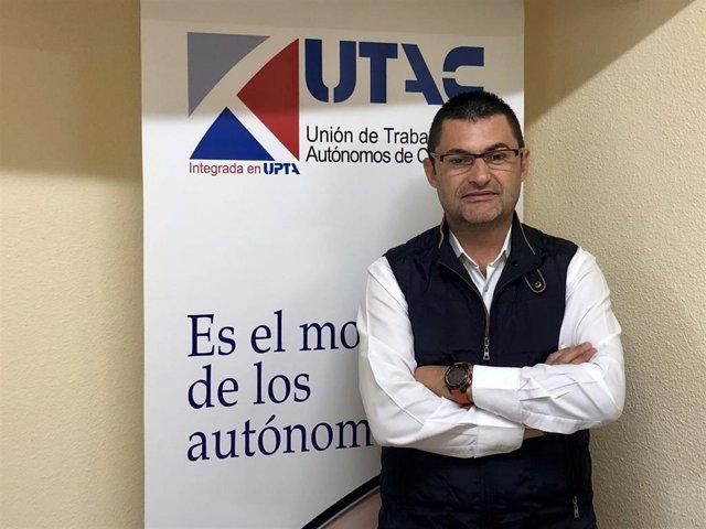 Presidente de UPTA, Eduardo Abad
