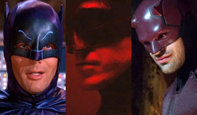The Batman: De Daredevil a Adam West
