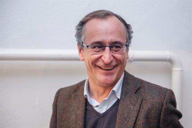 El presidente del Partido Popular en el País Vasco, Alfonso Alonso