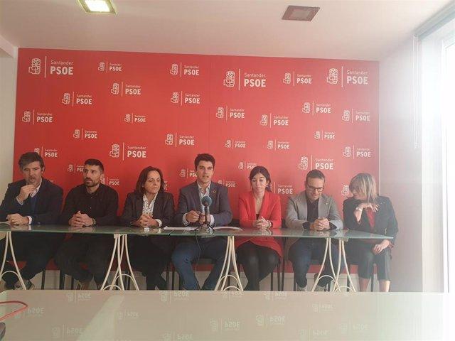 Grupo Municipal Socialista de Santander
