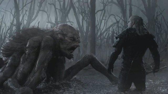 Imagen de la primera temporada de The Witcher