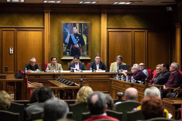 Presentación del nuevo número de la revista Farua en Diputación