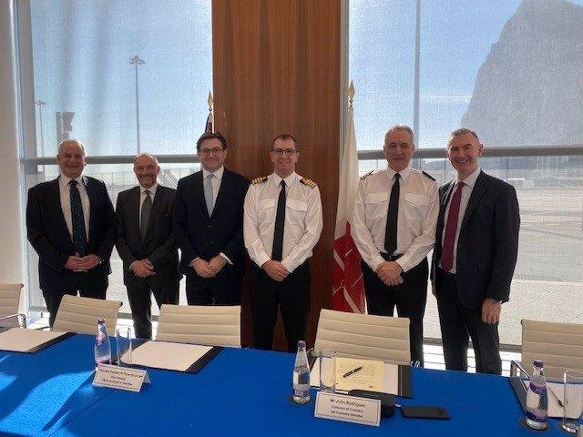 Acuerdo entre JTI y el Gobierno de Gibraltar para luchar contra el contrabando de tabaco