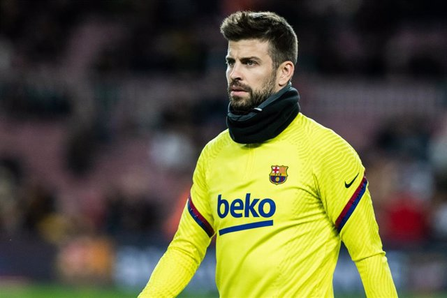 30th January 2020; Camp Nou, Barcelona, Catalonia, Spain; Copa Del Rey Football, Barcelona versus Leganes; 3 Gerard Pique of FC Barcelona during the Copa del Rey match between Leganes and FC Barcelona at Camp Nou Stadium