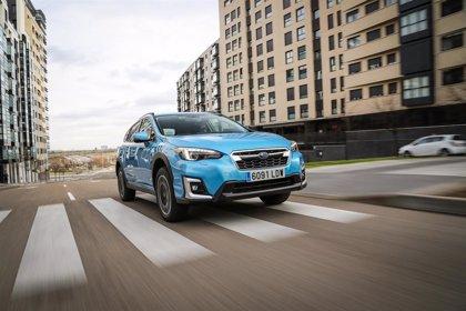 Subaru lanza en España la versión híbrida del XV, que cuenta con la etiqueta ECO de la DGT