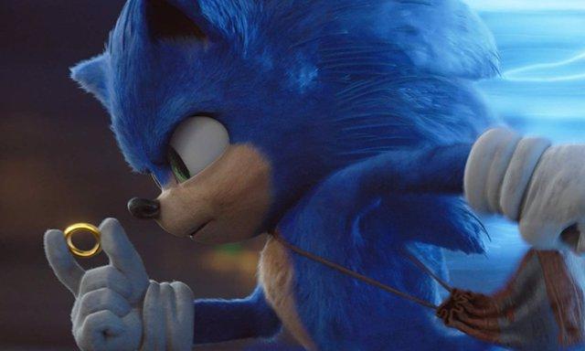 Sonic, el erizo más veloz, en su nueva película